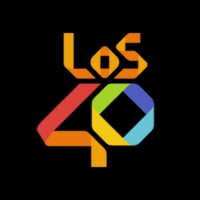 Logo of radio station Los40 México