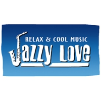 Logo of radio station Jazzy love