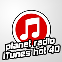 Logo of radio station Planet Radio iTunes Hot 40