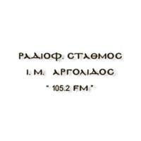 Logo de la radio Ι.Μ. Αργολίδος 105,2