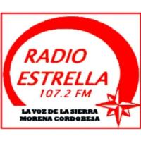Logo of radio station Radio Estrella 107.2