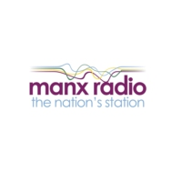 Logo of radio station Manx Radio FM