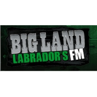 Logo of radio station Big Land Labrador's FM