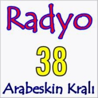 Logo of radio station Radyo 38