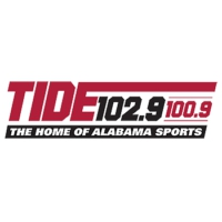 Logo of radio station Tide 102.9 FM
