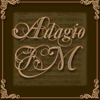 Logo de la radio Adagio FM