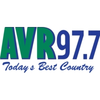 Logo of radio station AVR 97.7
