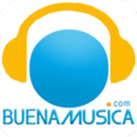Logo of radio station Buena Musica