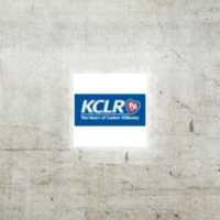 Logo of radio station KCLR