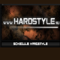 Logo of radio station Hardstyle