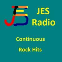 Logo of radio station JES Radio