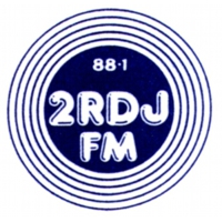 Logo of radio station 2RDJ