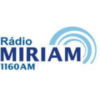 Logo de la radio Rádio Miriam AM