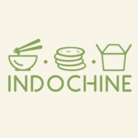 Logo of radio station Indochine