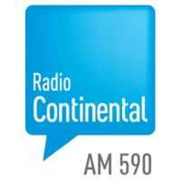 Logo of radio station Continental 590 AM