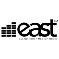 Logo of radio station East FM