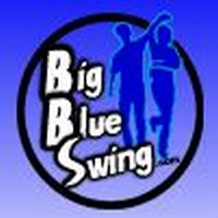 Logo of radio station Big Blue Swing