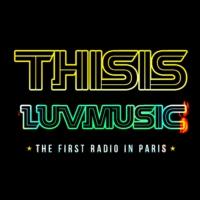 Logo of radio station Thisisluvmusic