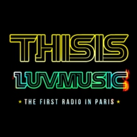 Logo of radio station Thisisluvmusic