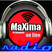 Logo of radio station Maxima Perú