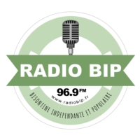 Logo of radio station Radio BIP Besançon