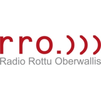 Logo of radio station rro Radio Rottu Oberwallis