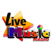 Logo of radio station LIVE MUSIC RADIO