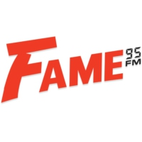 Logo of radio station Fame 95 FM