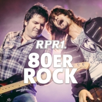 Logo of radio station RPR1. 80er Rock