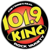 Logo of radio station KIGN 101.9 KING
