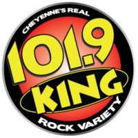 Logo of radio station KIGN 101.9 KING