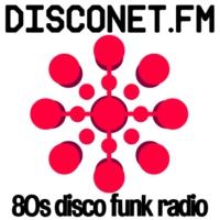 Logo of radio station DISCONET.FM