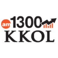 Logo of radio station KKOL Business Radio