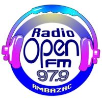 Logo of radio station Radio Open FM