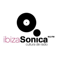 Logo of radio station Ibiza Sonica