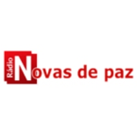 Logo of radio station Novas De Paz