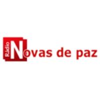 Logo de la radio Novas De Paz