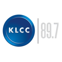 Logo of radio station KLCC Public Radio