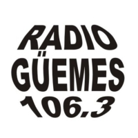 Logo of radio station Radio Guemes