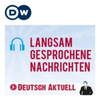 Logo of the podcast Langsam gesprochene Nachrichten