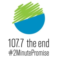 Logo de la radio 107.7 The End - Seattle
