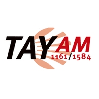 Logo of radio station Tay AM