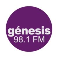 Logo de la radio XHRL Génesis 98.1 FM