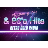 Logo of radio station Retro Gold Radio