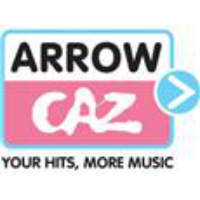 Logo de la radio Arrow Caz!