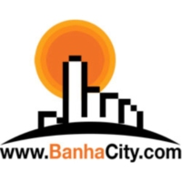 Logo of radio station BanhaCity.com - بنها سيتى.كوم