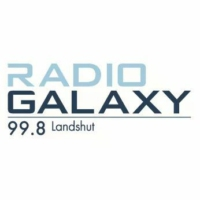 Logo of radio station Radio Galaxy Landshut