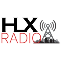 Logo of radio station HLX Radio