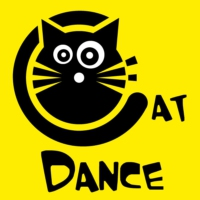 Logo of radio station CAT DANCE