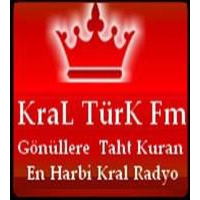 Logo of radio station Kral Turk Radyo